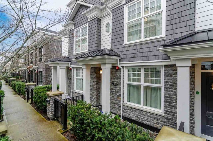 2 274 W 62ND AVENUE - Marpole Townhouse for sale, 3 Bedrooms (R2591092)