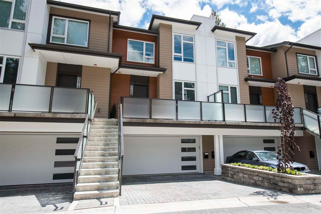 4676 CAPILANO ROAD - Canyon Heights NV Townhouse for sale, 3 Bedrooms (R2591103) - #1