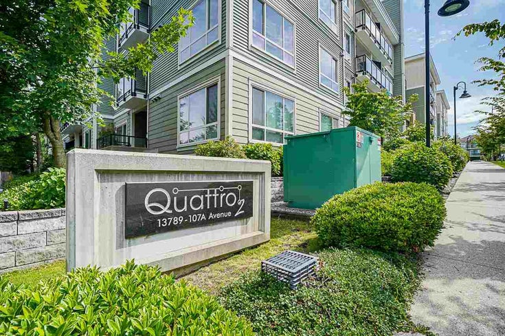 213 13789 107A AVENUE - Whalley Apartment/Condo for sale, 1 Bedroom (R2591123)