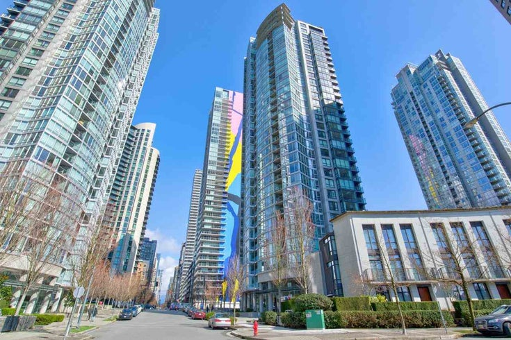 608 1438 RICHARDS STREET - Yaletown Apartment/Condo for sale, 1 Bedroom (R2591153)