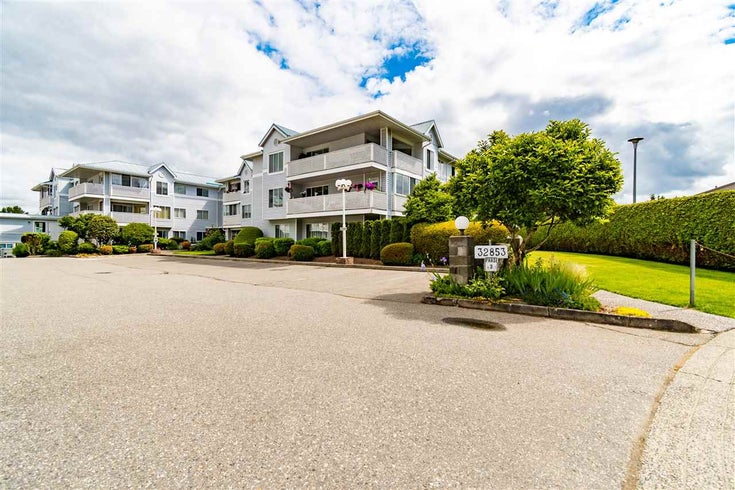 323 32853 LANDEAU PLACE - Central Abbotsford Apartment/Condo for sale, 2 Bedrooms (R2591155)