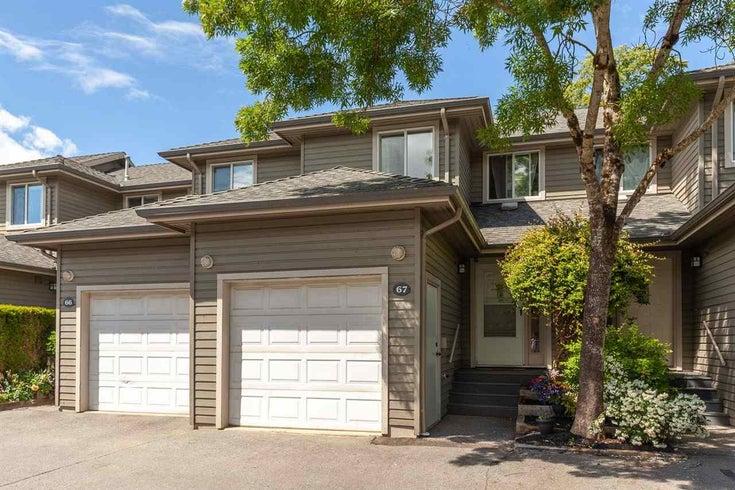 67 40200 GOVERNMENT ROAD - Garibaldi Estates Townhouse for sale, 2 Bedrooms (R2591202)