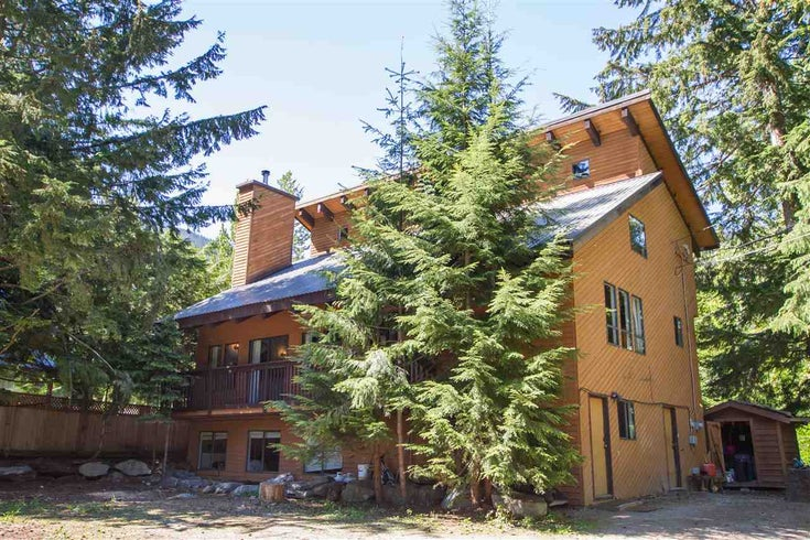 8123 ALPINE WAY - Alpine Meadows House/Single Family for sale, 6 Bedrooms (R2591210)