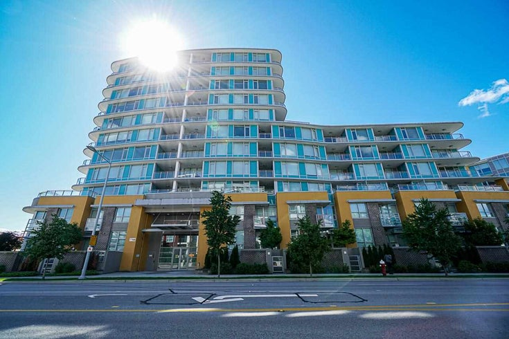 1001 7708 ALDERBRIDGE WAY - Brighouse Apartment/Condo for sale, 1 Bedroom (R2591221)