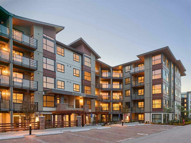 406 7809 209 STREET - Willoughby Heights Apartment/Condo for sale, 2 Bedrooms (R2591243)