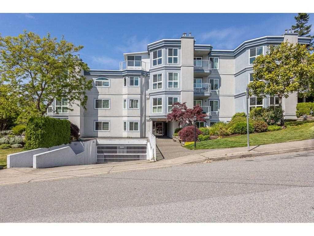 101 15941 MARINE DRIVE - White Rock Apartment/Condo for sale, 2 Bedrooms (R2591259) - #1