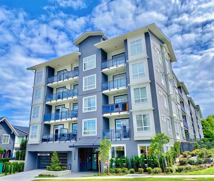 317 13628 81A AVENUE - Bear Creek Green Timbers Apartment/Condo for sale, 2 Bedrooms (R2591271)