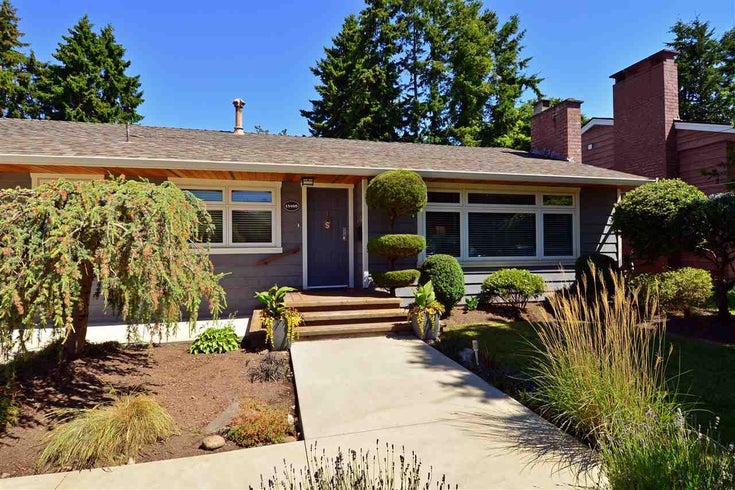 15469 OXENHAM AVENUE - White Rock House/Single Family for sale, 3 Bedrooms (R2591287)