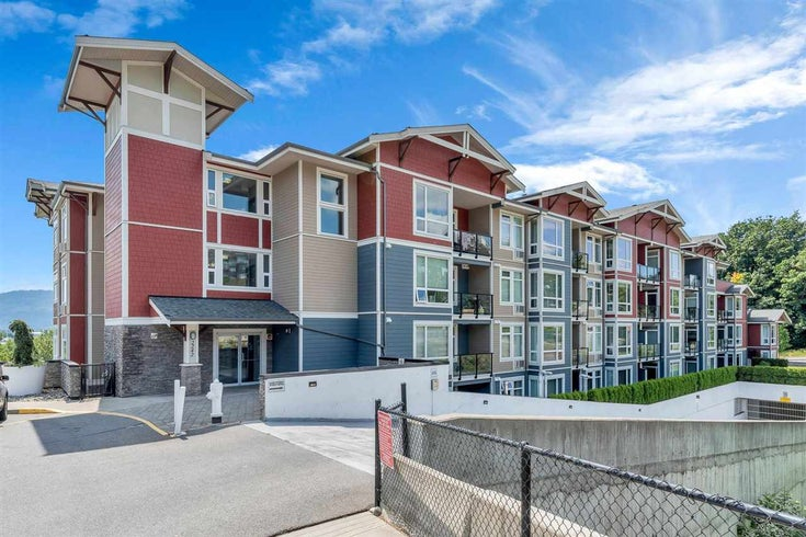 307 2242 WHATCOM ROAD - Abbotsford East Apartment/Condo for sale, 1 Bedroom (R2591290)