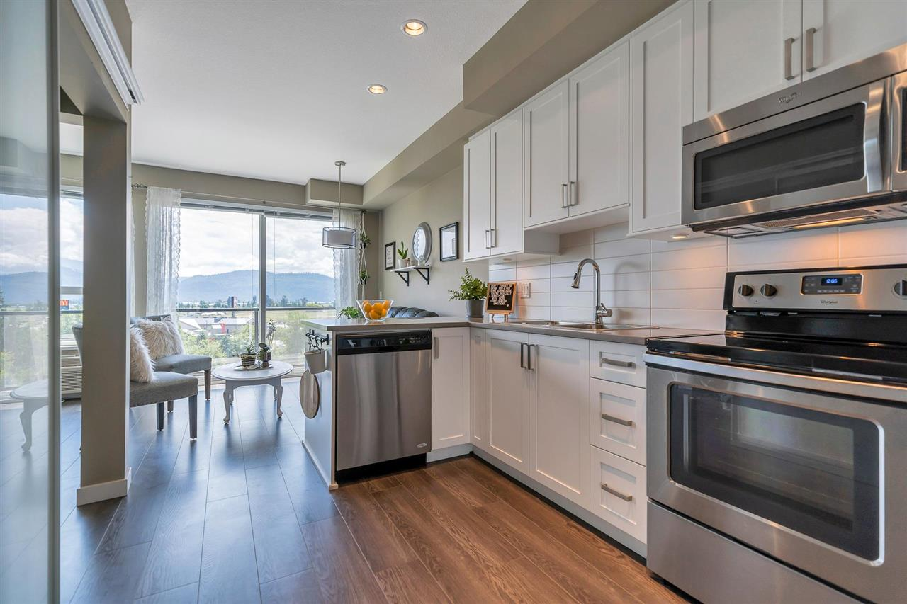307 2242 WHATCOM ROAD - Abbotsford East Apartment/Condo for sale, 1 Bedroom (R2591290) - #2