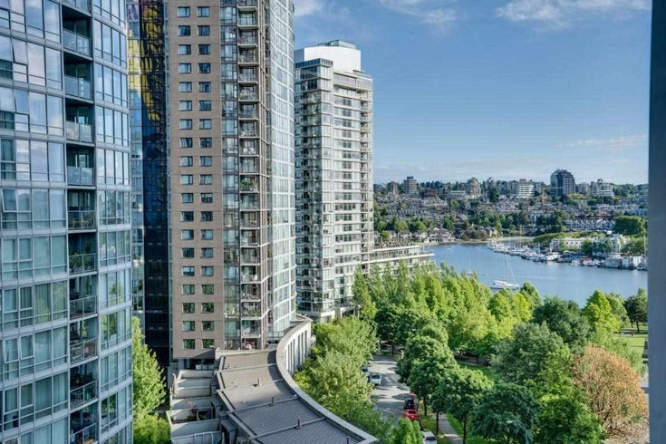 1206 1495 RICHARDS STREET - Yaletown Apartment/Condo for sale, 1 Bedroom (R2591311)