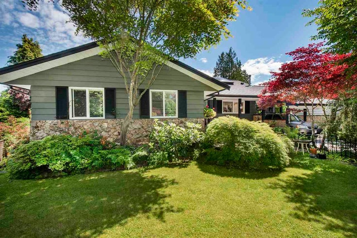 4566 MEADOWBANK CLOSE - Lynn Valley House/Single Family for sale, 4 Bedrooms (R2591312)