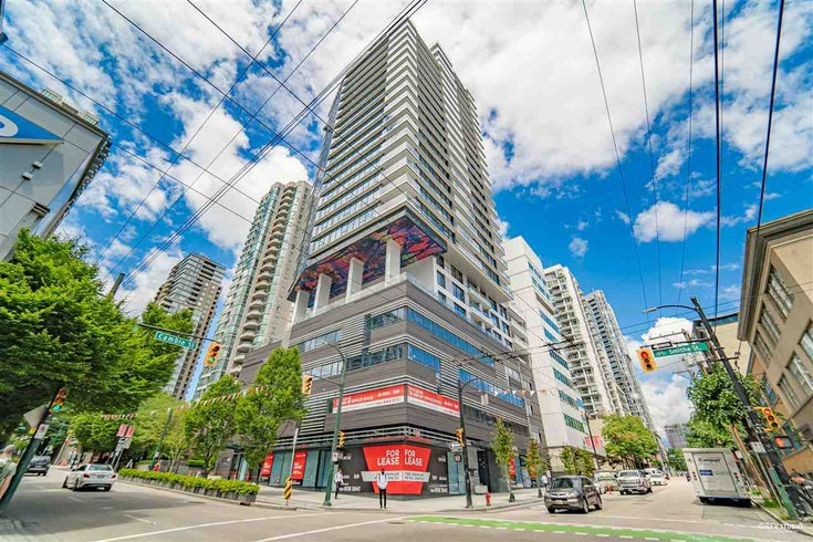 2202 885 CAMBIE STREET - Cambie Apartment/Condo for sale, 2 Bedrooms (R2591336)