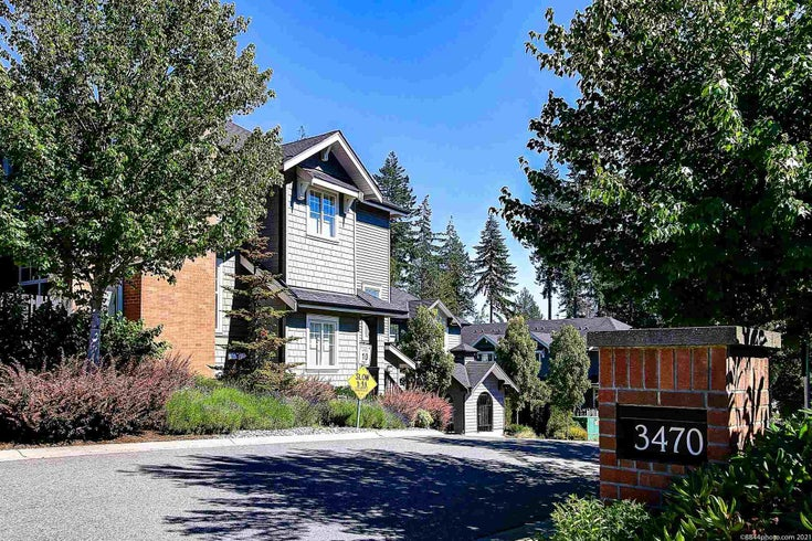 24 3470 HIGHLAND DRIVE - Burke Mountain Townhouse for sale, 4 Bedrooms (R2591341)