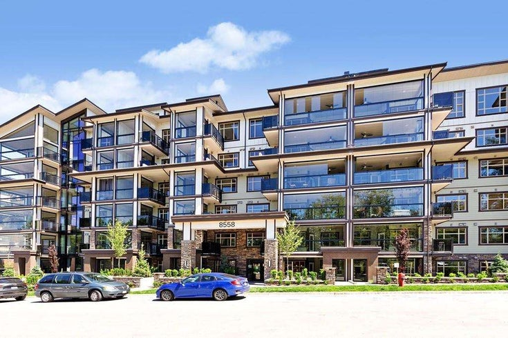 612 8558 202B STREET - Willoughby Heights Apartment/Condo for sale, 3 Bedrooms (R2591348)