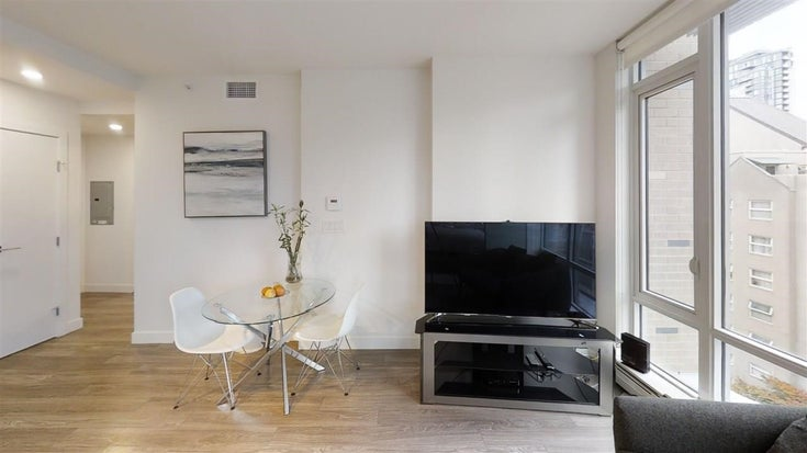 1007 1283 HOWE STREET - Downtown VW Apartment/Condo for sale, 1 Bedroom (R2591361)