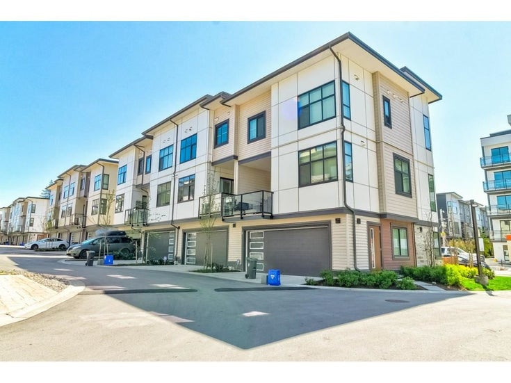 7 20849 78B AVENUE - Willoughby Heights Townhouse for sale, 4 Bedrooms (R2591386)
