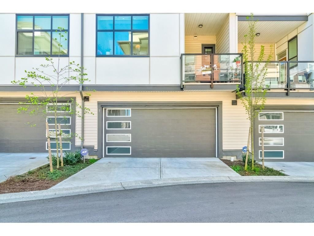 7 20849 78B AVENUE - Willoughby Heights Townhouse for sale, 4 Bedrooms (R2591386) - #2