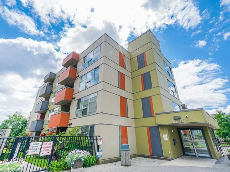 104 12075 228 STREET - East Central Apartment/Condo for sale, 2 Bedrooms (R2591423)