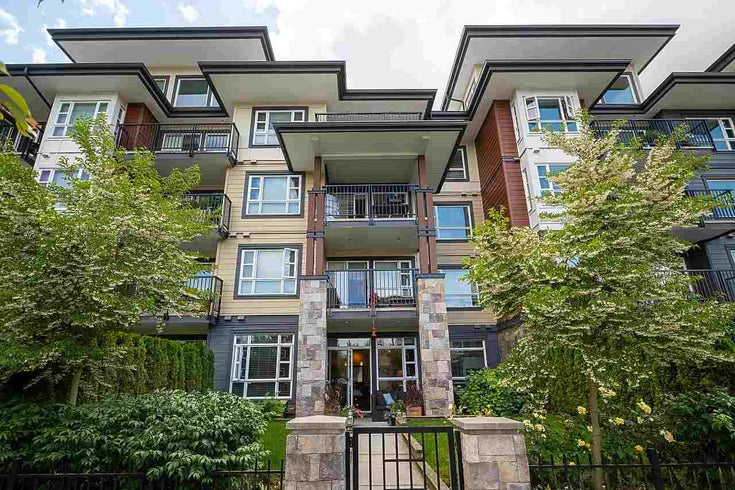 115 22562 121 AVENUE - East Central Apartment/Condo for sale, 2 Bedrooms (R2591435)