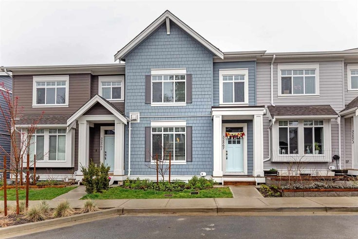 32567 ROSS DRIVE - Mission BC Row House (Non-Strata) for sale, 3 Bedrooms (R2591490)