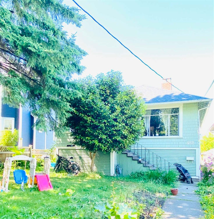 957 E 15TH AVENUE - Mount Pleasant VE House/Single Family for sale, 4 Bedrooms (R2591504)