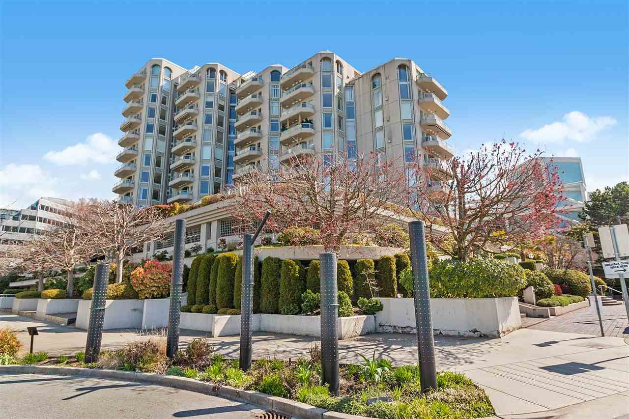 802 168 CHADWICK COURT - Lower Lonsdale Apartment/Condo for sale, 2 Bedrooms (R2591517) - #1