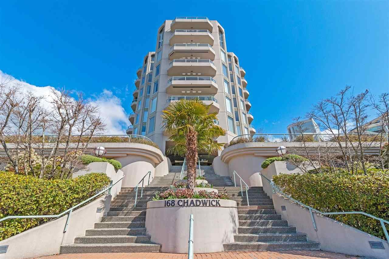 802 168 CHADWICK COURT - Lower Lonsdale Apartment/Condo for sale, 2 Bedrooms (R2591517) - #2