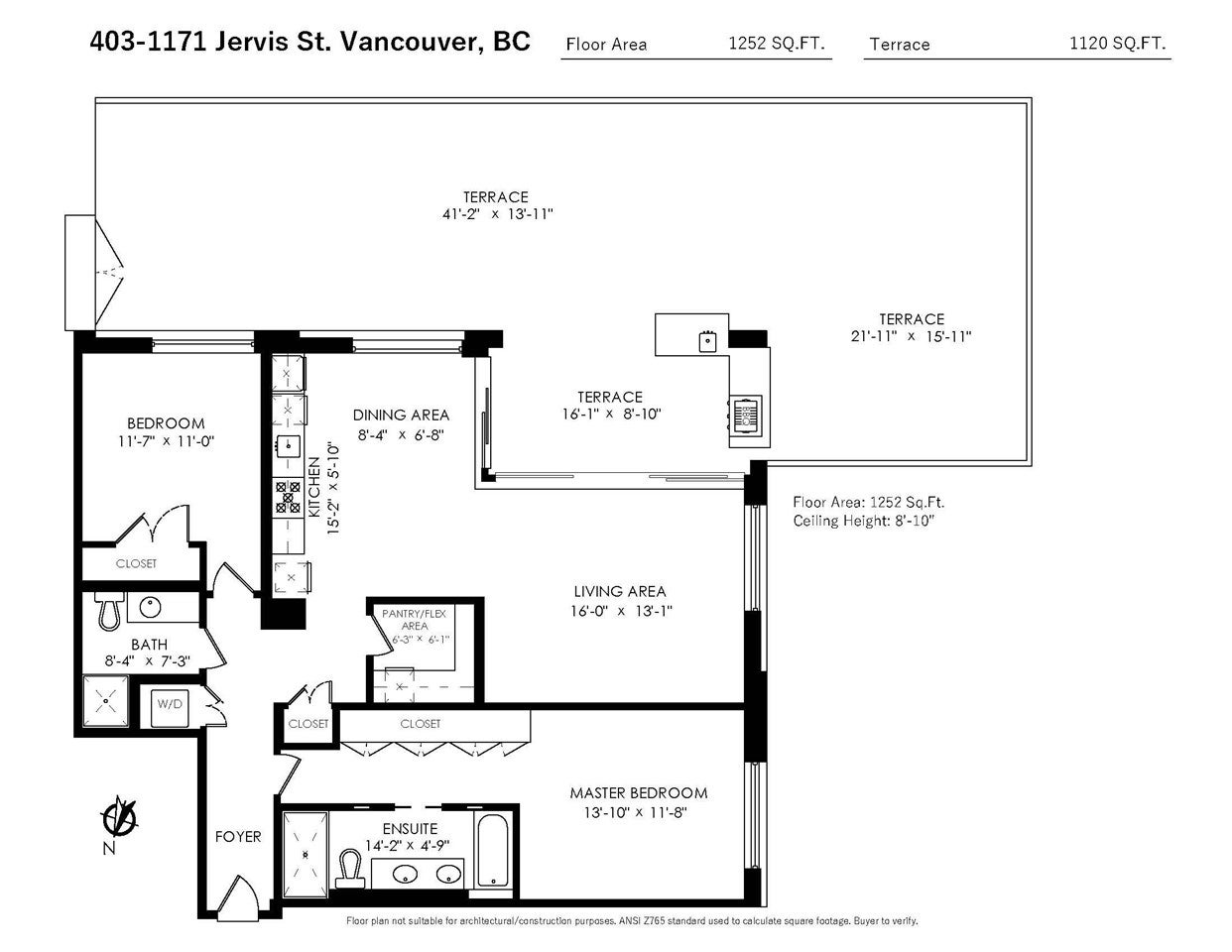 403 1171 JERVIS STREET - West End VW Apartment/Condo for sale, 2 Bedrooms (R2591528) - #32