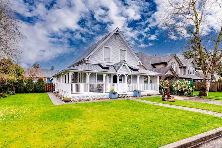 46145 THIRD AVENUE - Chilliwack E Young-Yale House/Single Family for sale, 4 Bedrooms (R2591538)