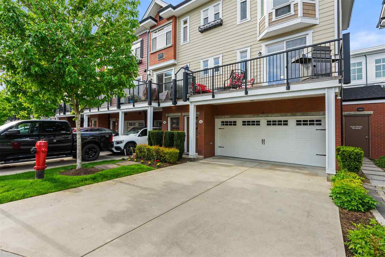 53 8068 207 STREET - Willoughby Heights Townhouse for sale, 4 Bedrooms (R2591553) - #1