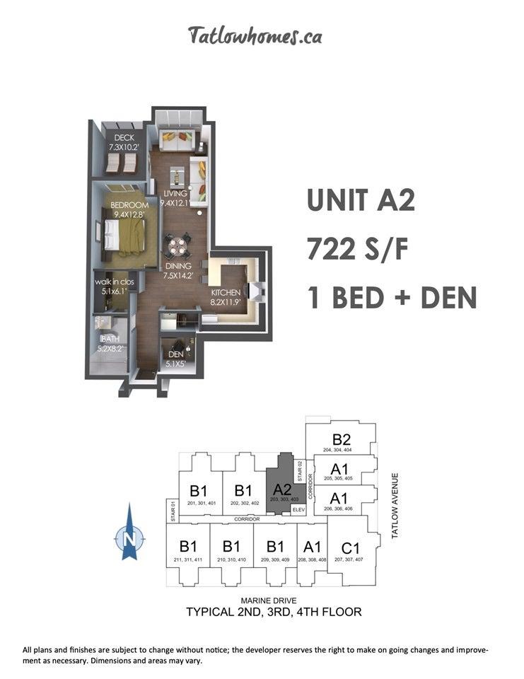 303 1633 TATLOW AVENUE - Pemberton NV Apartment/Condo for sale, 1 Bedroom (R2591593) - #25