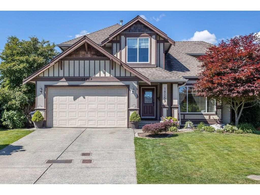 18269 68A AVENUE - Cloverdale BC House/Single Family for sale, 5 Bedrooms (R2591598)