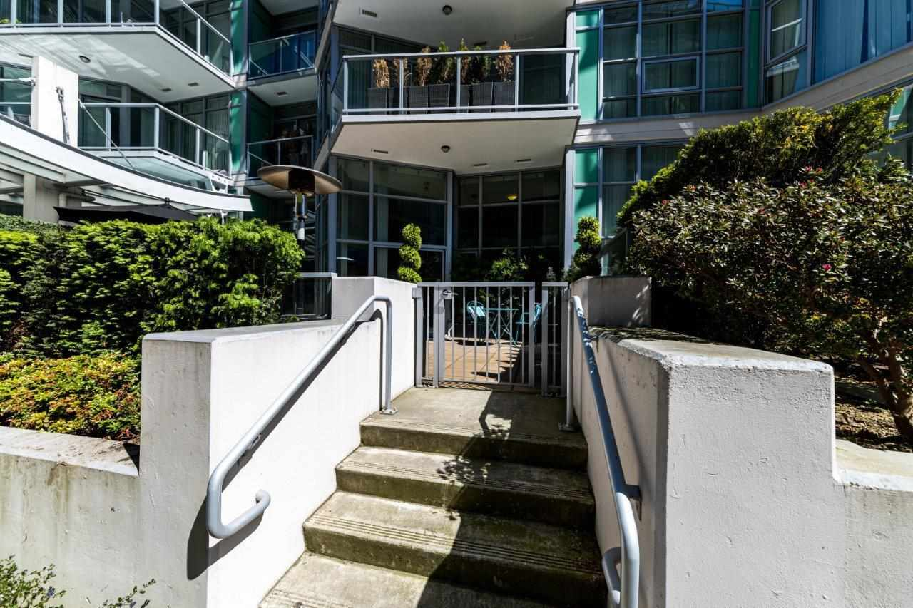 104 199 VICTORY SHIP WAY - Lower Lonsdale Apartment/Condo for sale, 2 Bedrooms (R2591600) - #28
