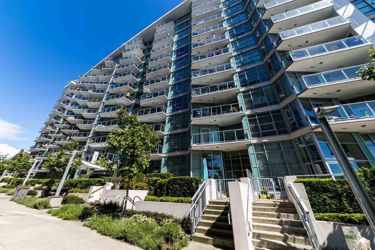 104 199 VICTORY SHIP WAY - Lower Lonsdale Apartment/Condo for sale, 2 Bedrooms (R2591600) - #30
