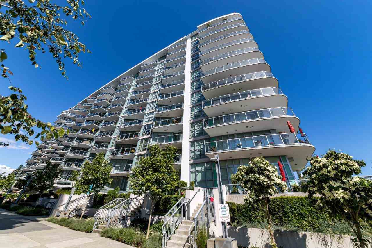 104 199 VICTORY SHIP WAY - Lower Lonsdale Apartment/Condo for sale, 2 Bedrooms (R2591600) - #31