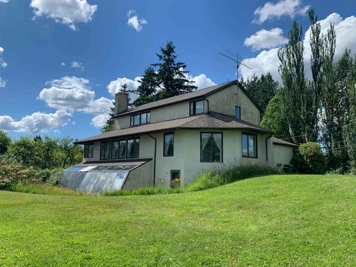 6624 BRADNER ROAD - Bradner House with Acreage for sale, 3 Bedrooms (R2591603)