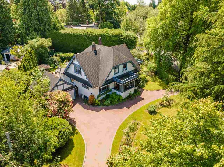 1650 AVONDALE AVENUE - Shaughnessy House/Single Family for sale, 4 Bedrooms (R2591630)