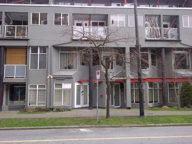 U1 238 E 10TH AVENUE - Mount Pleasant VE Apartment/Condo for sale, 1 Bedroom (R2591631)