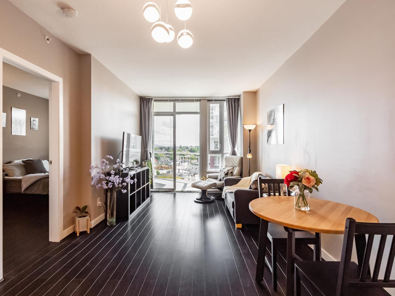 709 4078 KNIGHT STREET - Knight Apartment/Condo for sale, 1 Bedroom (R2591633)