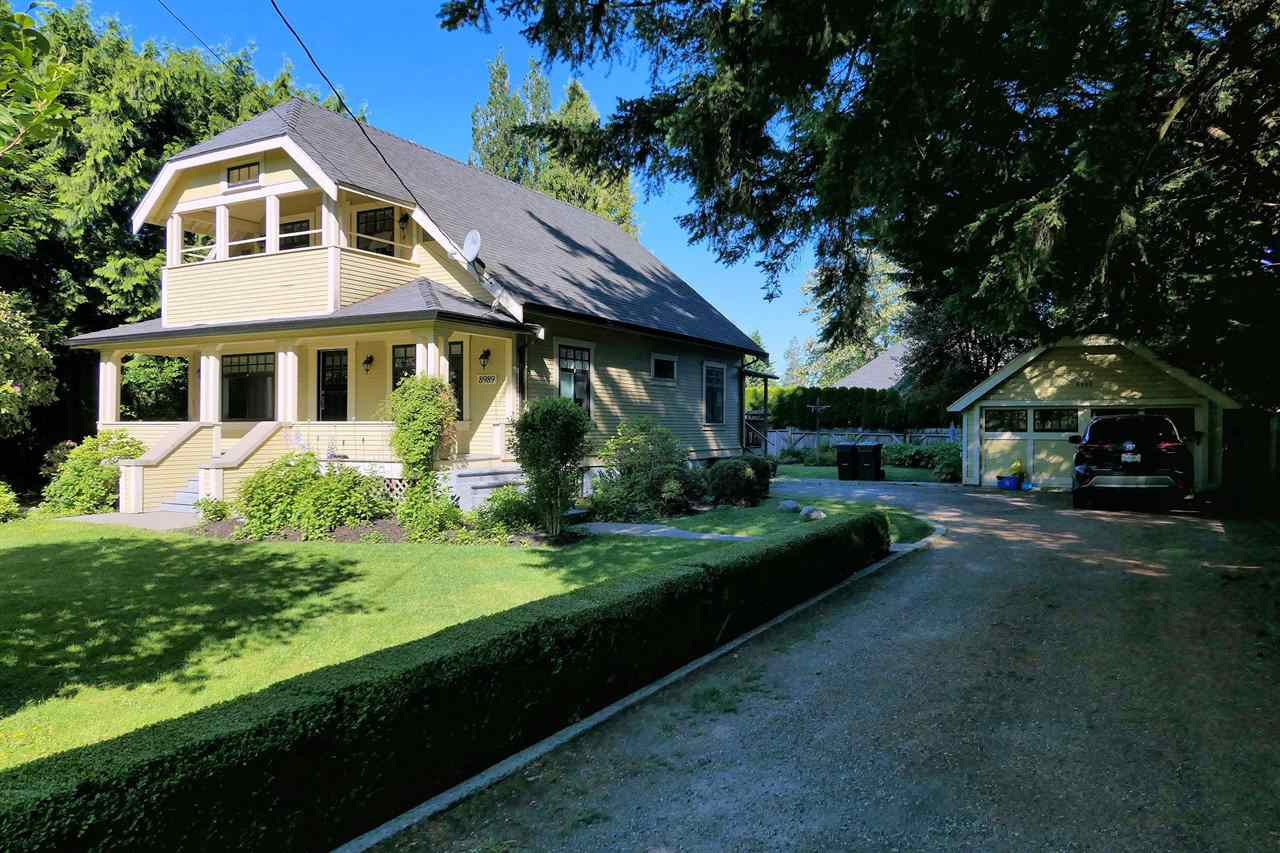 8989 GLOVER ROAD - Fort Langley House/Single Family for sale, 3 Bedrooms (R2591639) - #1