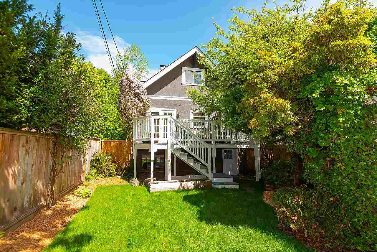 4118 W 14TH AVENUE - Point Grey House/Single Family for sale, 4 Bedrooms (R2591669) - #24