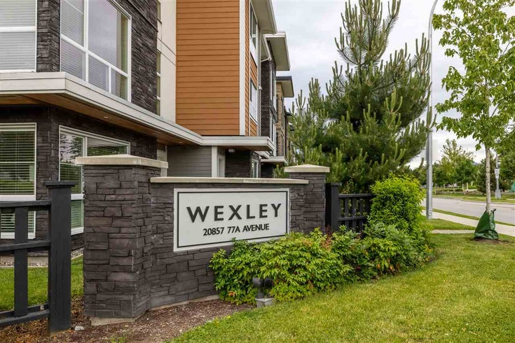 14 20857 77A AVENUE - Willoughby Heights Townhouse for sale, 2 Bedrooms (R2591675)