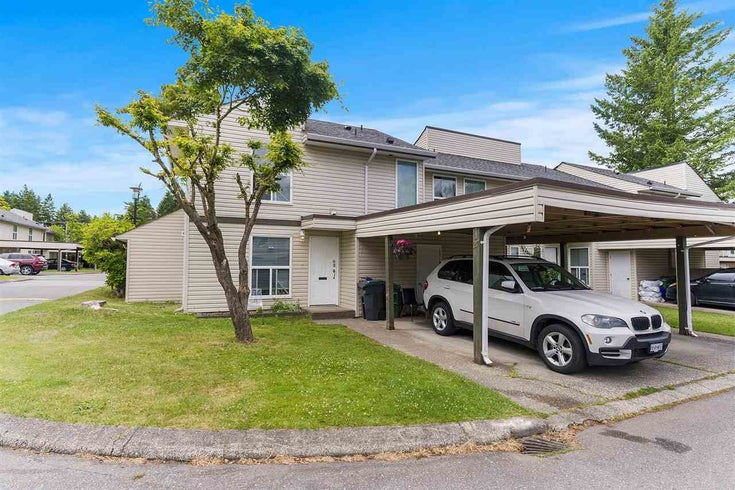 27 3030 TRETHEWEY STREET - Abbotsford West Townhouse for sale, 3 Bedrooms (R2591728)
