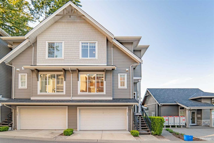 33 2855 158 STREET - Grandview Surrey Townhouse for sale, 3 Bedrooms (R2591769)