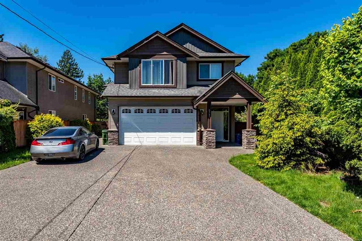 9345 MCNAUGHT ROAD - Chilliwack E Young-Yale House/Single Family for sale, 5 Bedrooms (R2591781)