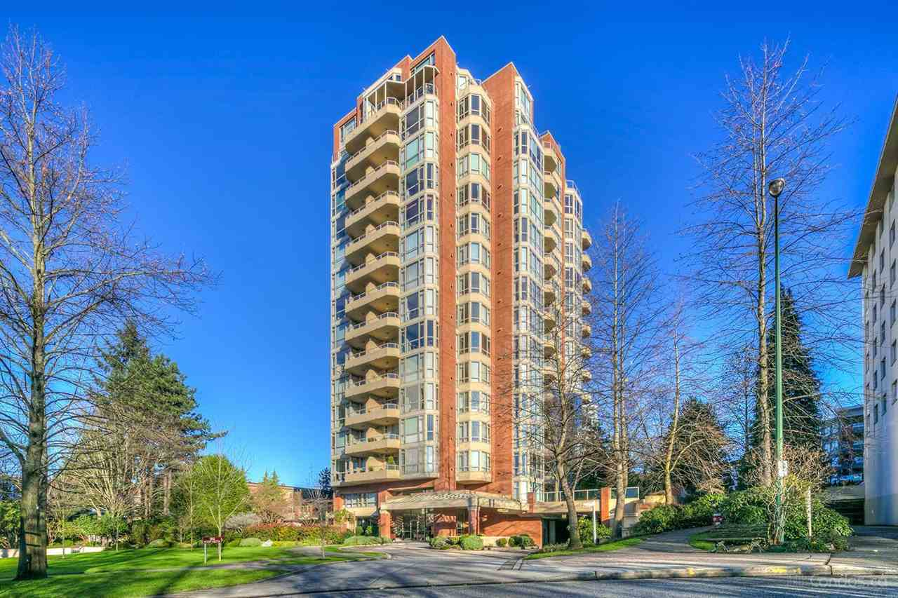 806 160 W KEITH ROAD - Central Lonsdale Apartment/Condo for sale, 2 Bedrooms (R2591814)