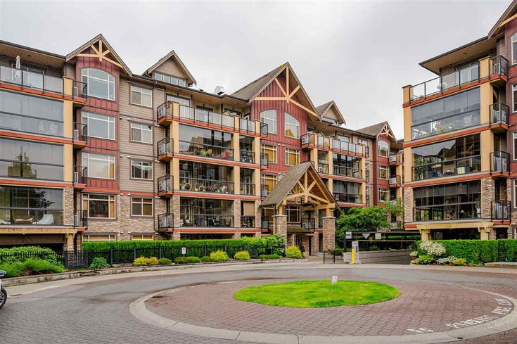584 8288 207A STREET - Willoughby Heights Apartment/Condo for sale, 2 Bedrooms (R2591825)