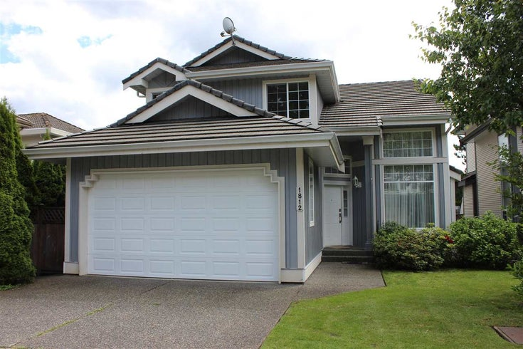 1812 HAMPTON GREEN - Westwood Plateau House/Single Family for sale, 4 Bedrooms (R2591855)