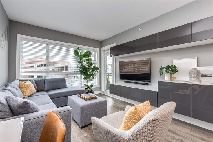 408 20728 WILLOUGHBY TOWN CENTRE DRIVE - Willoughby Heights Apartment/Condo for sale, 1 Bedroom (R2591881)
